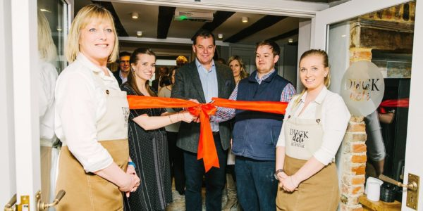 Long Melford Swan's expansion