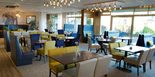Transformation of Ufford Park restaurant