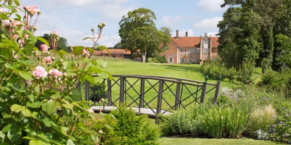 Bruisyard Hall Awarded Gold From Visit England
