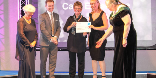 Christies Care cqc outstanding