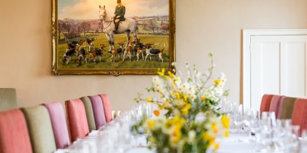 Bruisyard Hall: Interview with the Chef