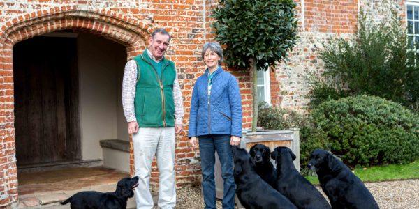 Dennington Hall Farms welcomes 200 visitors