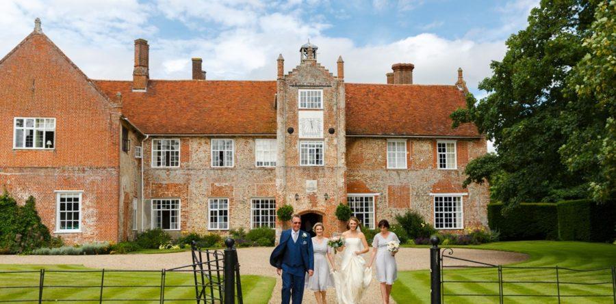 Bruisyard Hall Opens its doors for Wedding Open Day