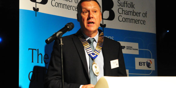 Suffolk Chamber introduces new president and new membership strategy