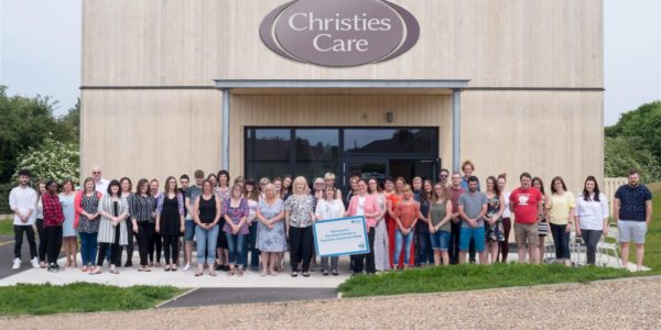 Christies Care staff are all 'Dementia Friends'