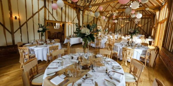 Open Evening at country house wedding venue Bruisyard Hall