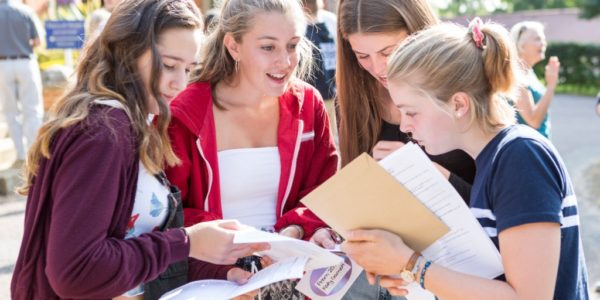 Woodbridge School Celebrates Best A* GCSE Results Ever