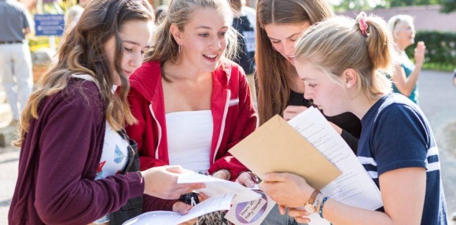 Woodbridge School Celebrates Best A* GCSE Results Ever