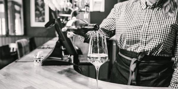 Chilean Wine at the Lavenham Greyhound