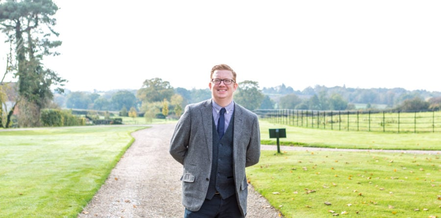Bruisyard Hall Appoints New General Manager