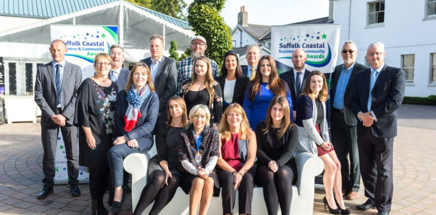 Suffolk Coastal Business and Community Awards open for entries