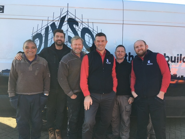 Anglia Drain Doctor supports DIY SOS With Mildenhall Project