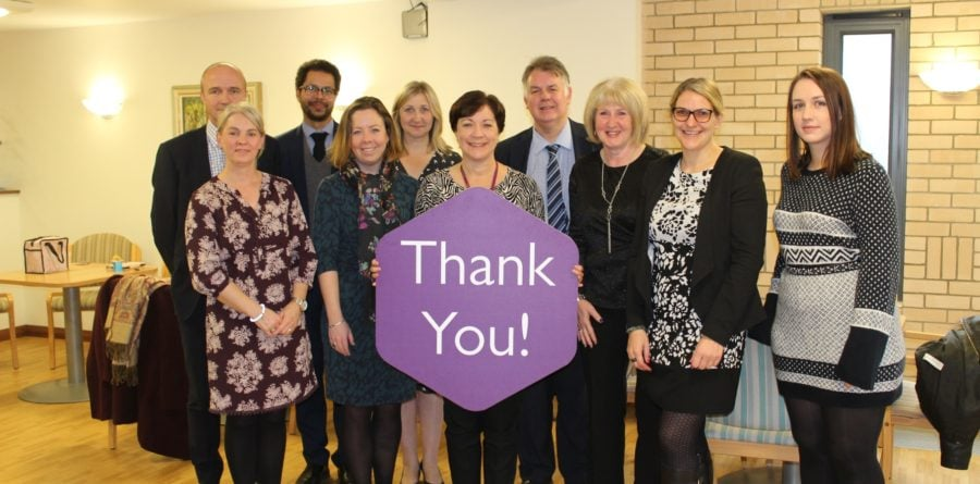 Where there's a Will there's a Way – St Elizabeth Hospice Celebrates Successful Wills Month