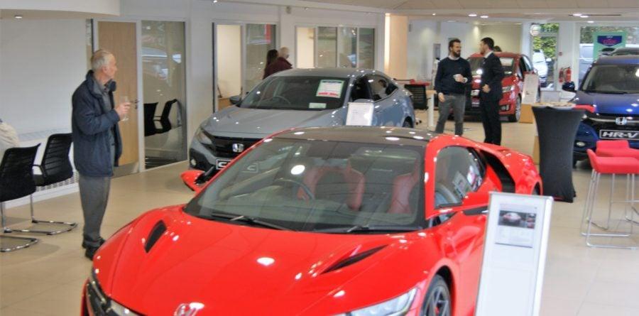 John Banks Group completes major refurbishment at Ipswich Honda Dealership