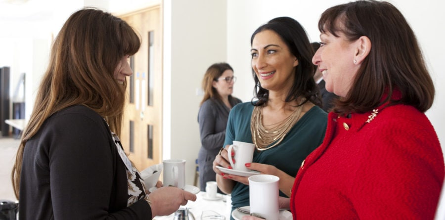 How to make the most of networking opportunities