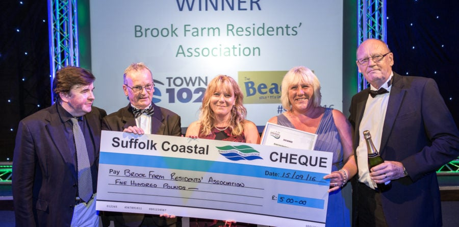 Community Projects Seek Votes to win Suffolk Coastal Business & Community Award