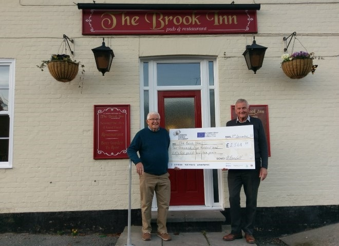 Suffolk pub awarded BEE Anglia grant to improve energy efficiency