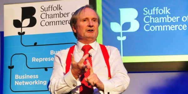 Suffolk Chamber's first Prestige Dinner