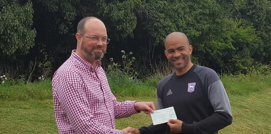 Fresh Start – new beginnings announces Kieron Dyer as ambassador
