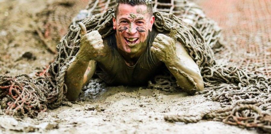 The Fresh Start – new beginnings team are going quackers at Suffolk mud run