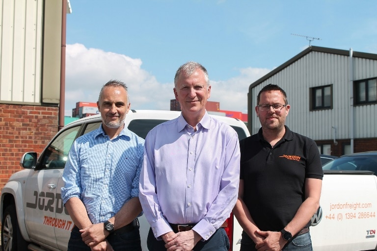 Team effort secures ISO 9001:2015 for Jordon