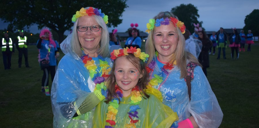 2,500 people take to the streets for Midnight Walk
