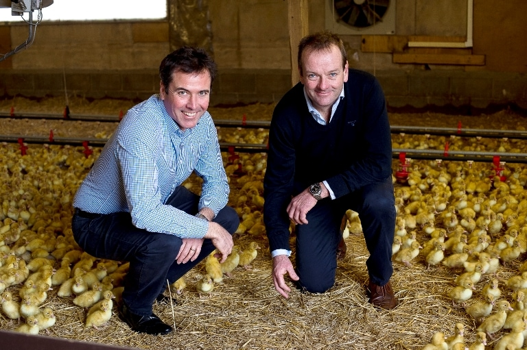 Gressingham acquires Yorkshire Game business
