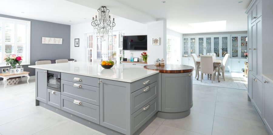 Hot kitchen trends for 2018