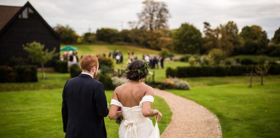 How to make a small wedding a big event