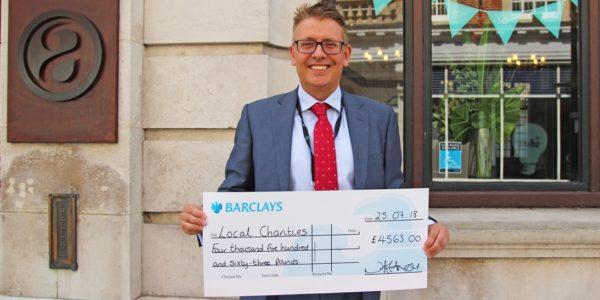charities across Ipswich