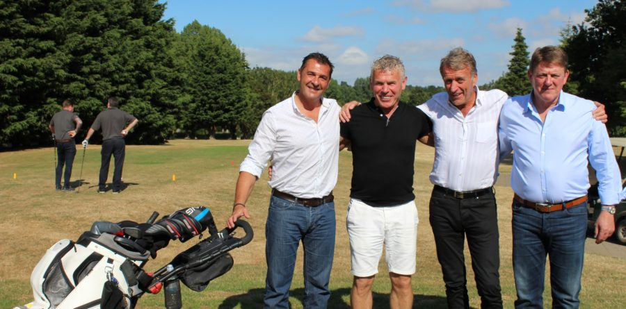 Flagship Group host Charity golf day