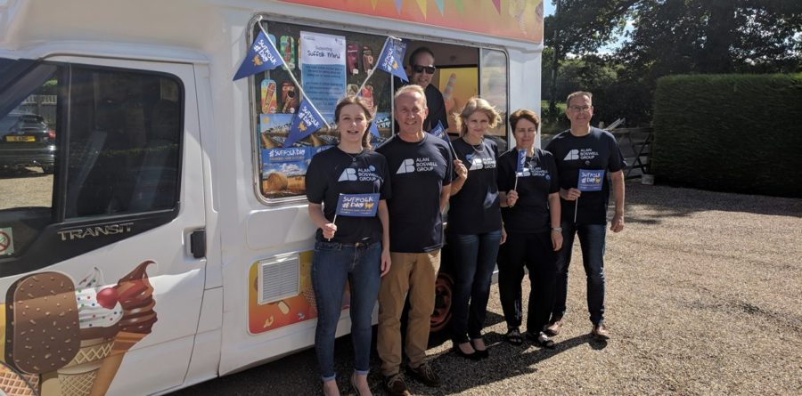 Ice cream initiative helps local charity