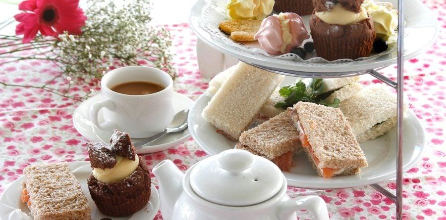 Ufford Park's summer afternoon tea menu is here!