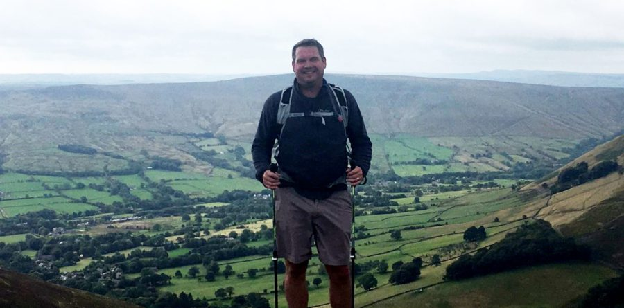 Corbel's MD climbs high for a great cause