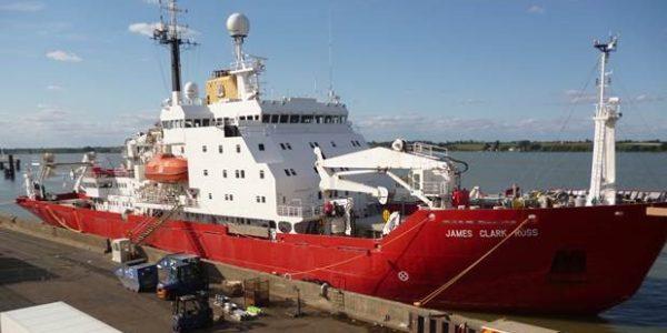 Polar Research Ships