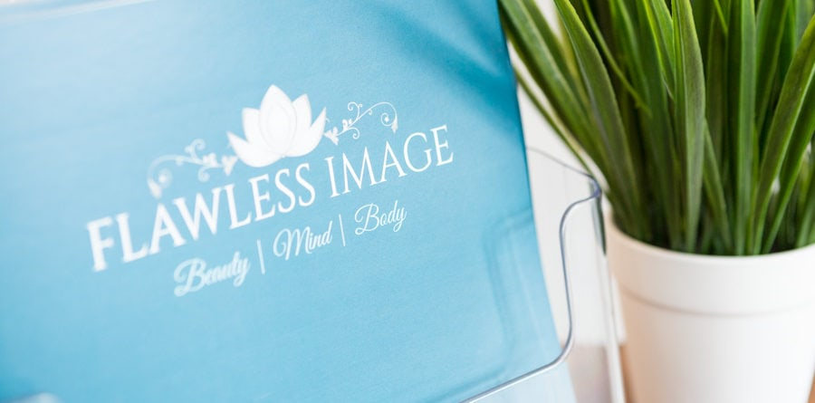 Creating professional photos for your brochures