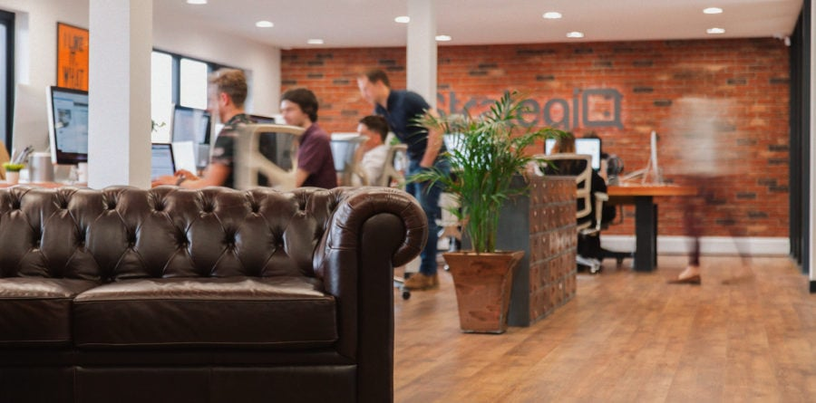 StrategiQ wins Best Employer Award