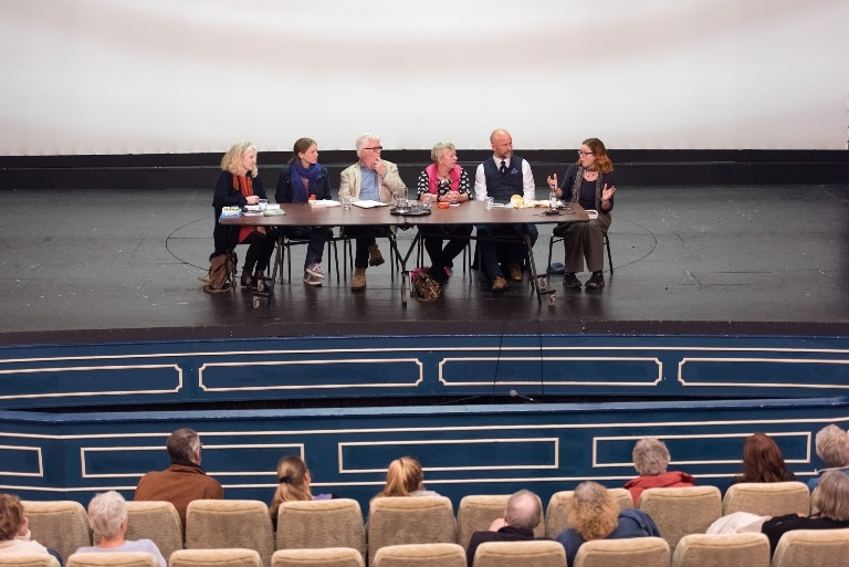 Food Waste Panel Discussion Invites Lively Debate at Film Feast Suffolk
