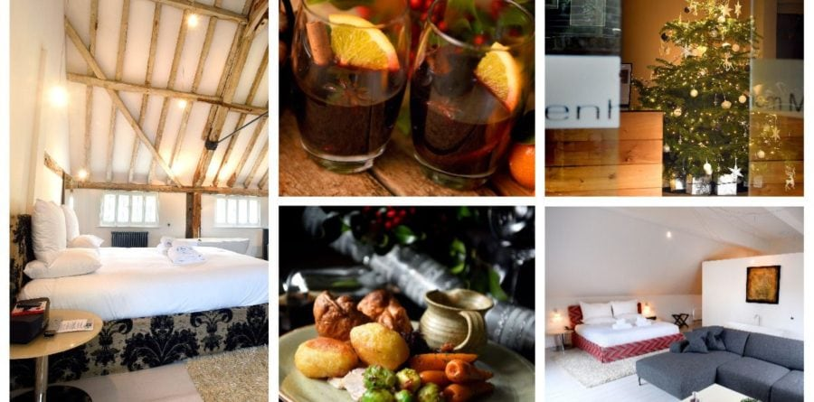 Its not too late to book your luxury Suffolk escape this Christmas..