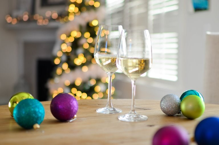 Why wine drinkers might want to trade up for Christmas – and beyond