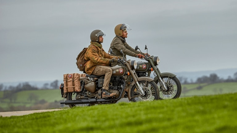 """WWII Motorbike """"The Flying Flea"""" up for auction at Kesgrave Hall 10th November"""