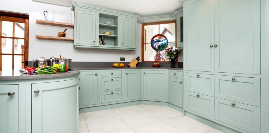 Turn the clock back with a traditional kitchen