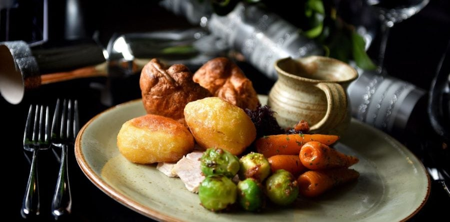 Suffolk's top chef shares his tips for cooking the perfect Christmas lunch