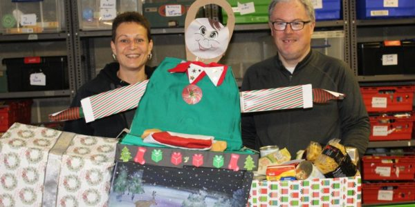 Flagship festive food hampers