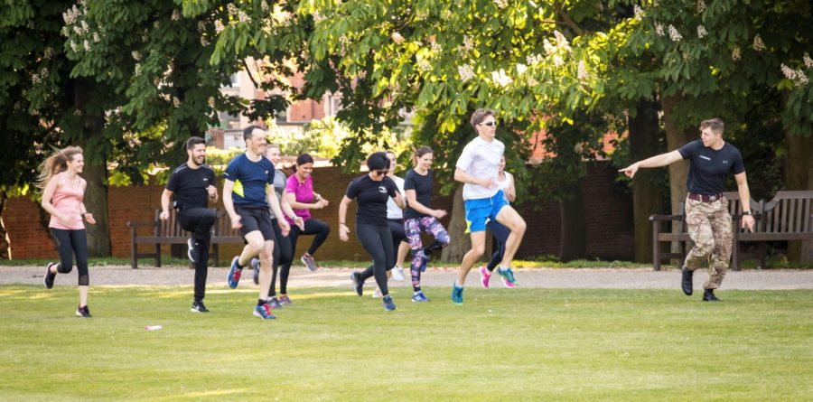 Fitness expert urges firms to pay attention to employee health and well being