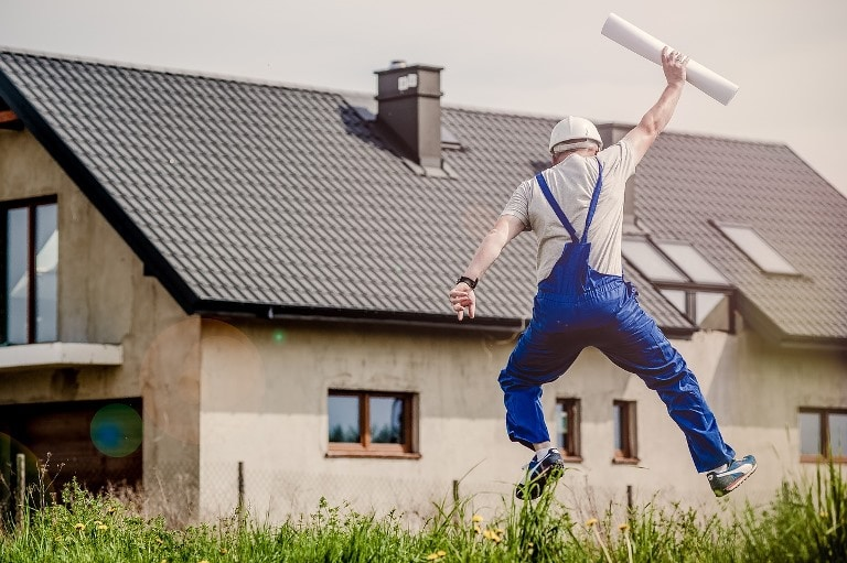 Starting a self-build project? Here's how to finance it!
