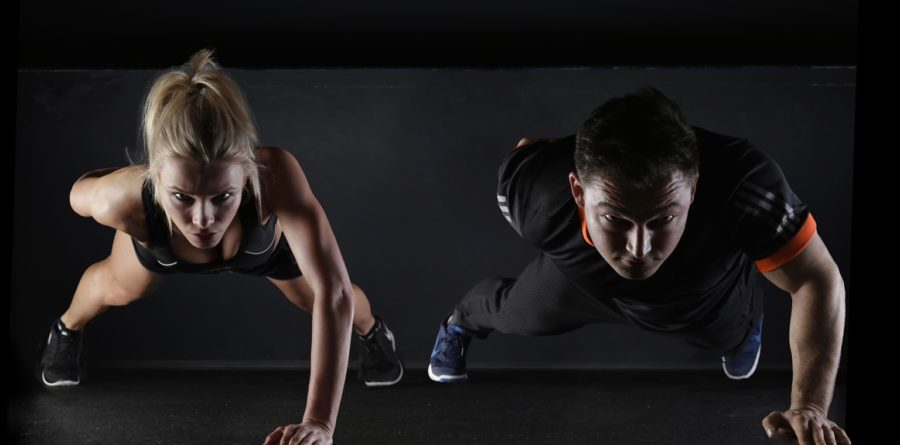 Fitness expert Sam Cleaver shares his tips for getting fit
