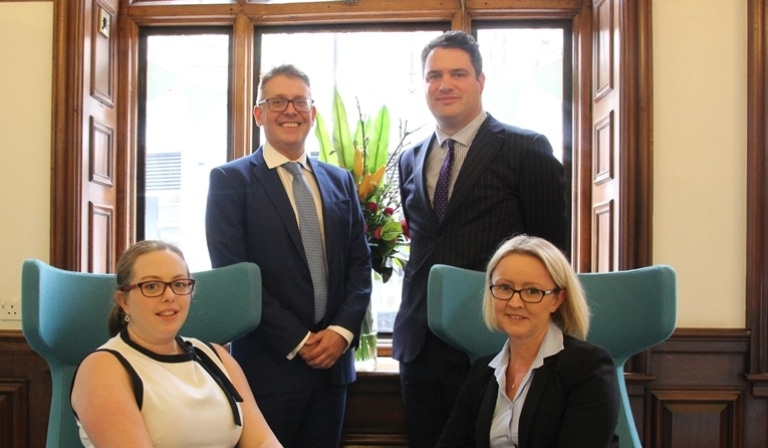 Attwells Solicitors receives Feefo Gold Trusted Service Award 2019