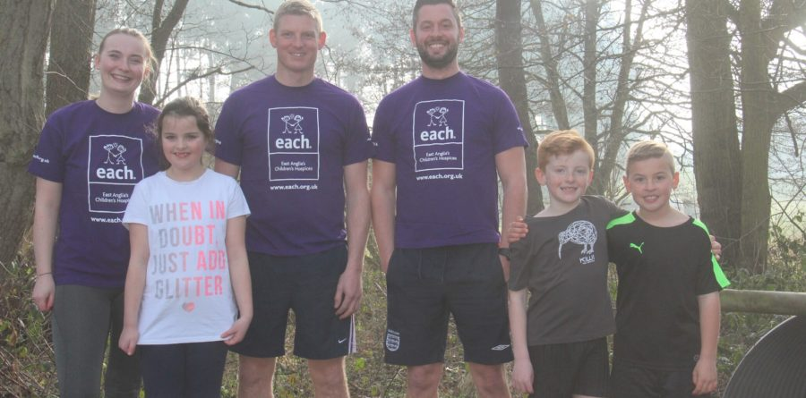 New muddy obstacle course and run for Suffolk families