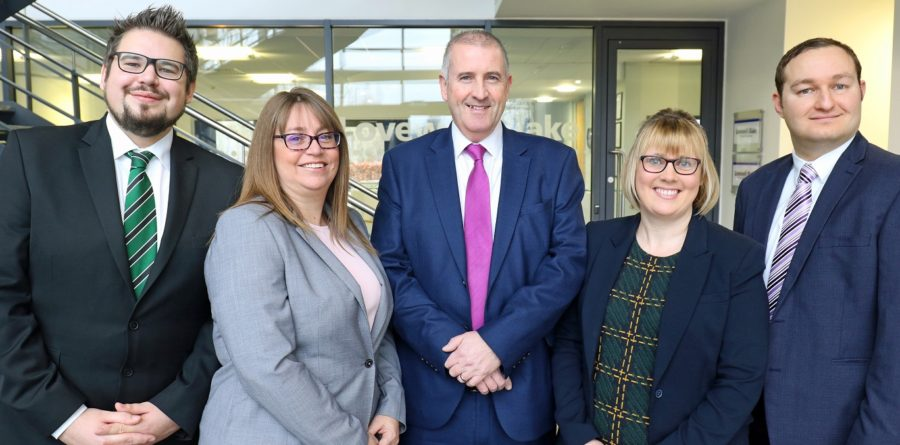 Chartered Accountants Lovewell Blake announce promotions